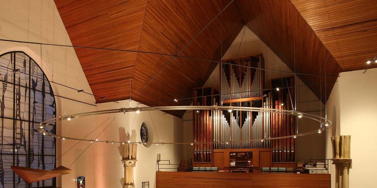 stglicht krefeld ringleuchte kirche