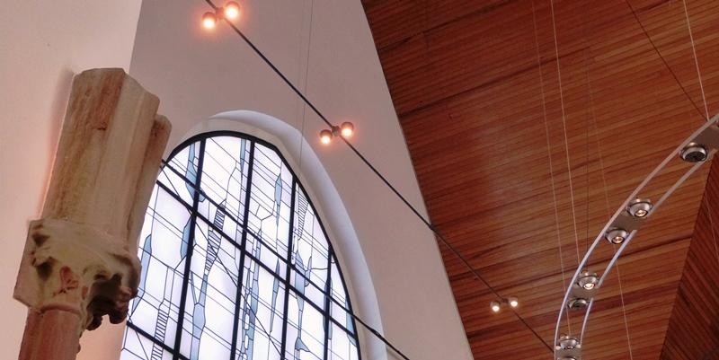 stglicht Referenzbild Evangelische Pauluskirche Krefeld