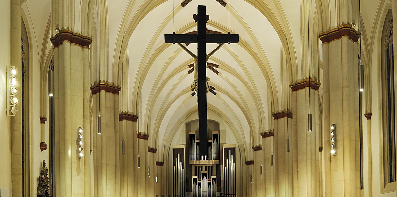 Überwasser Liebfrauenkirche Münster